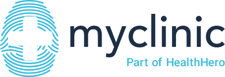 Online Doctors Ireland, Medical Questions Answered, Prescriptions Online - MyClinic Logo